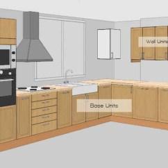 Design A Kitchen Online Ash Cabinets Modular Kitchens