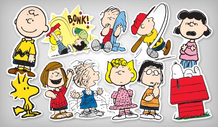 Peanuts Stickers StickerYou Products
