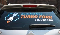 Vinyl Window Graphics | StickerYou Products - StickerYou