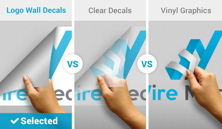 Custom Wall Decals | StickerYou Products - StickerYou