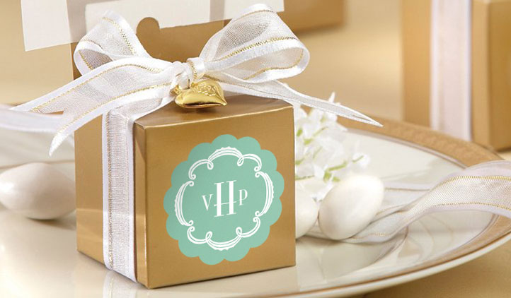 Personalized Wedding Giveaways