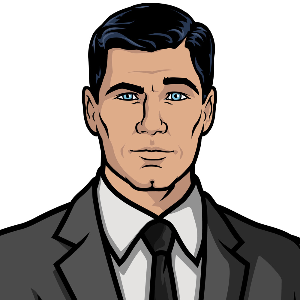 Sterling Archer Style Tips Archer Gives Fashion Advice