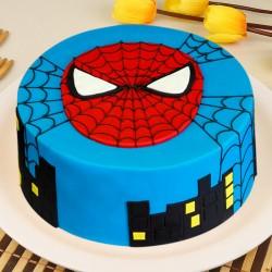 Spiderman Cakes Online