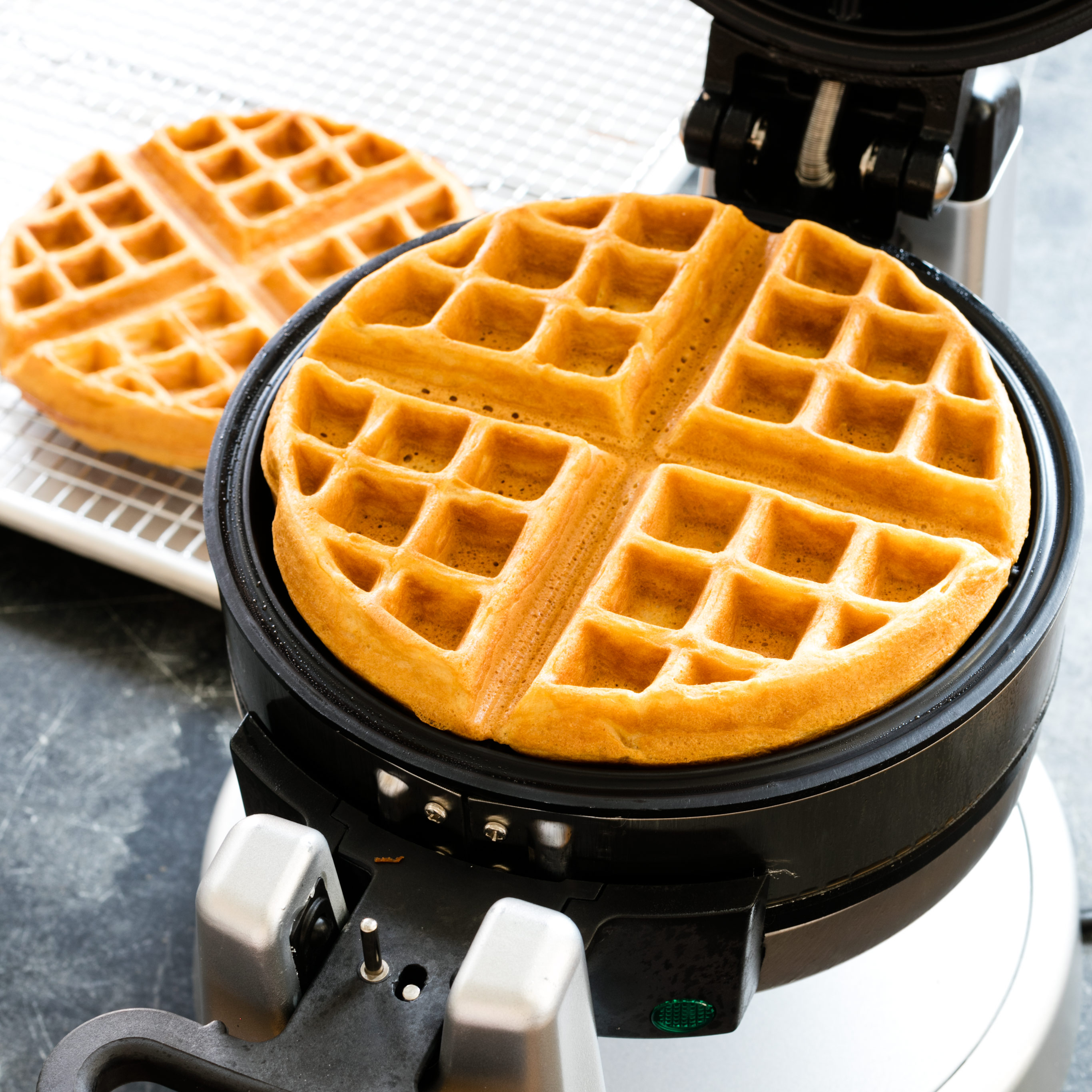 Classic Buttermilk Waffles Cooks Illustrated
