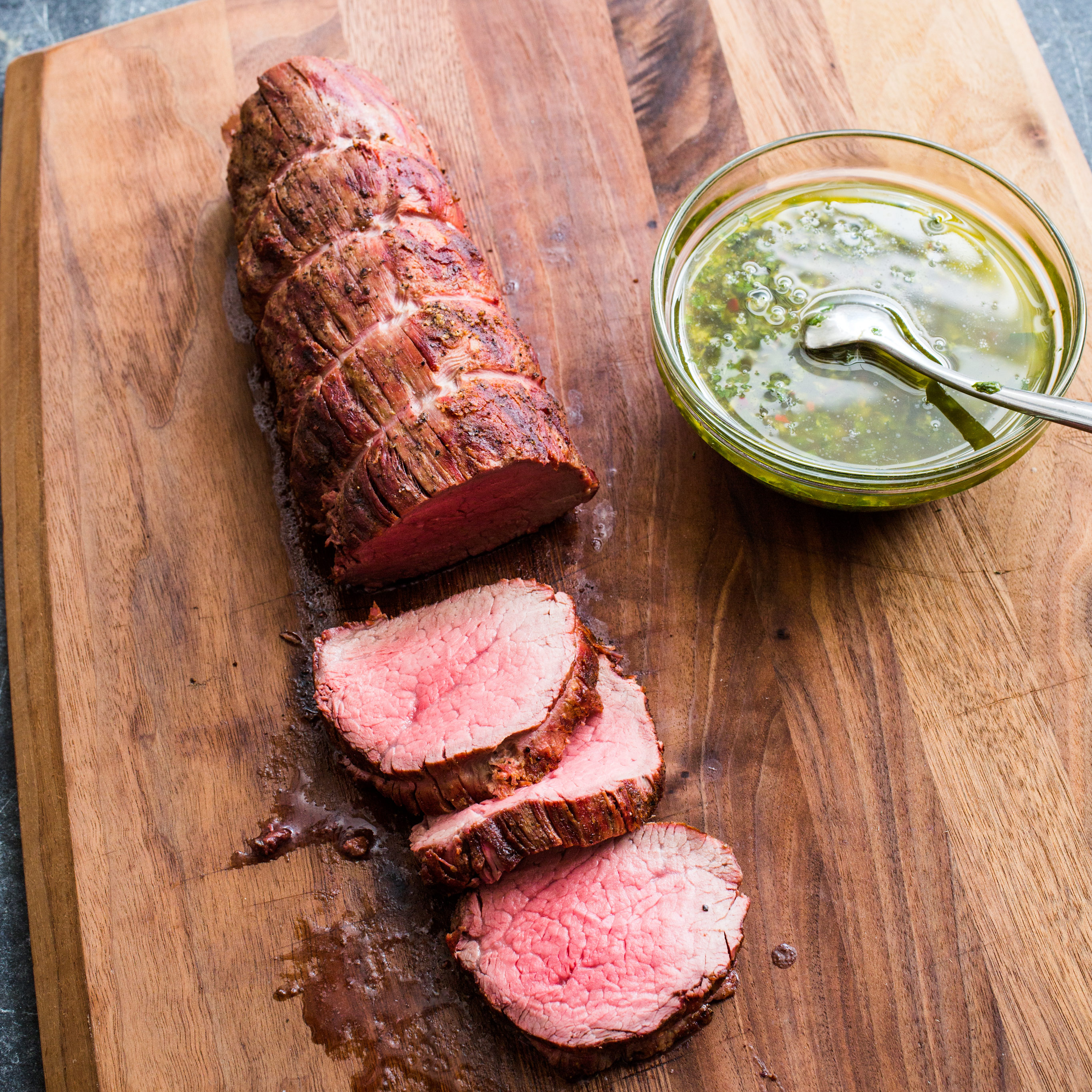 GrillRoasted Beef Tenderloin  Americas Test Kitchen
