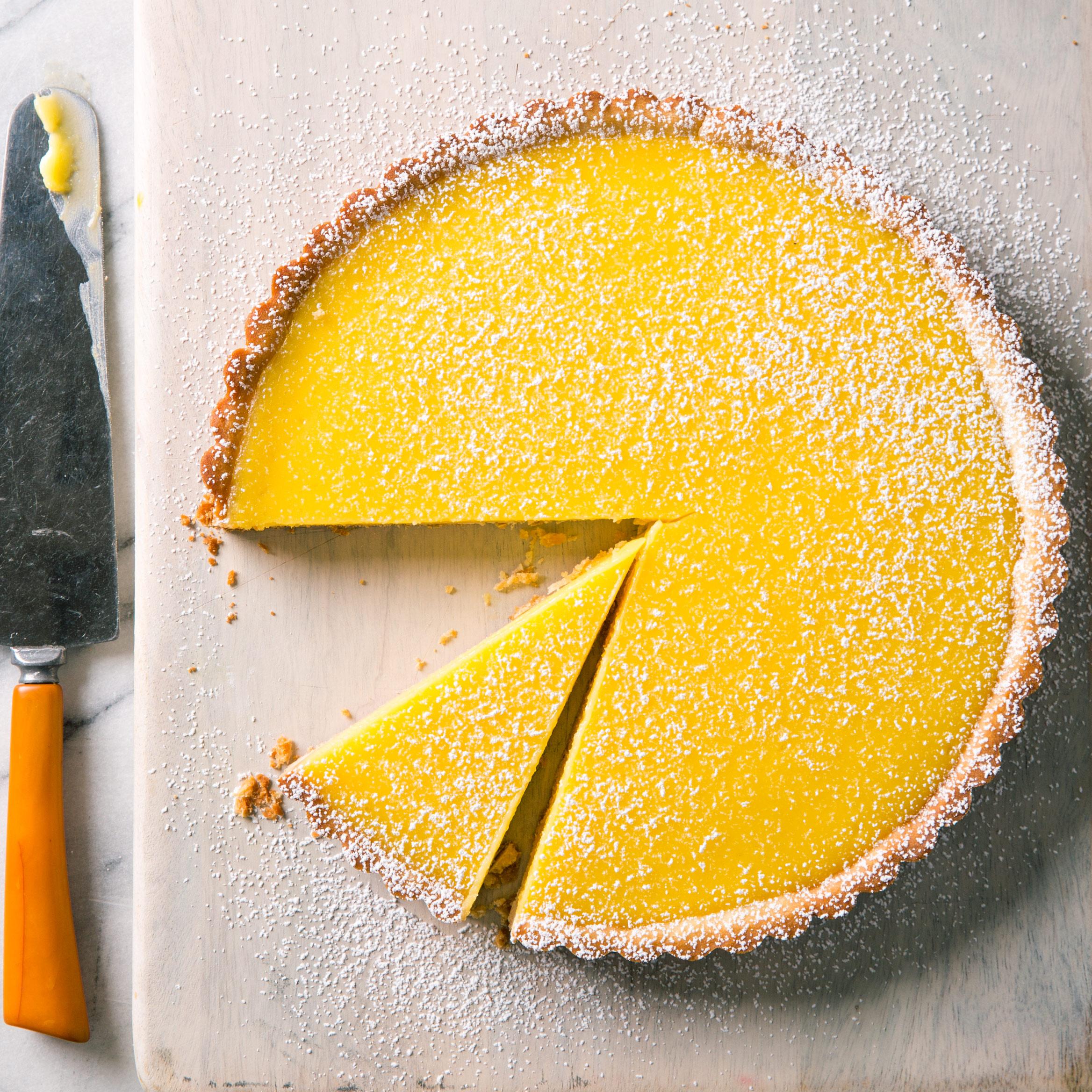Classic Lemon Tart  Americas Test Kitchen