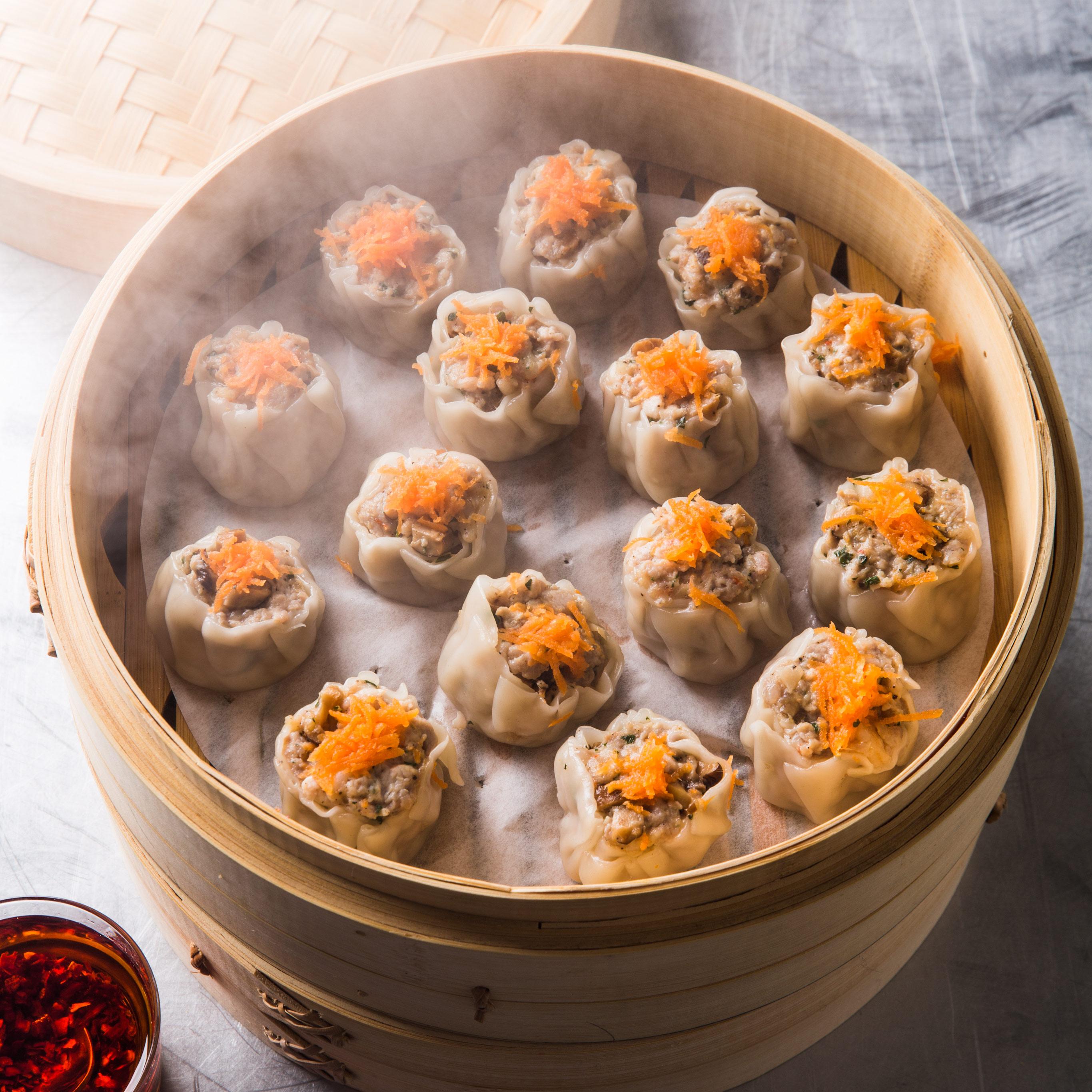 Dumplings En Bevroren Oren Spiritueel Boeddha