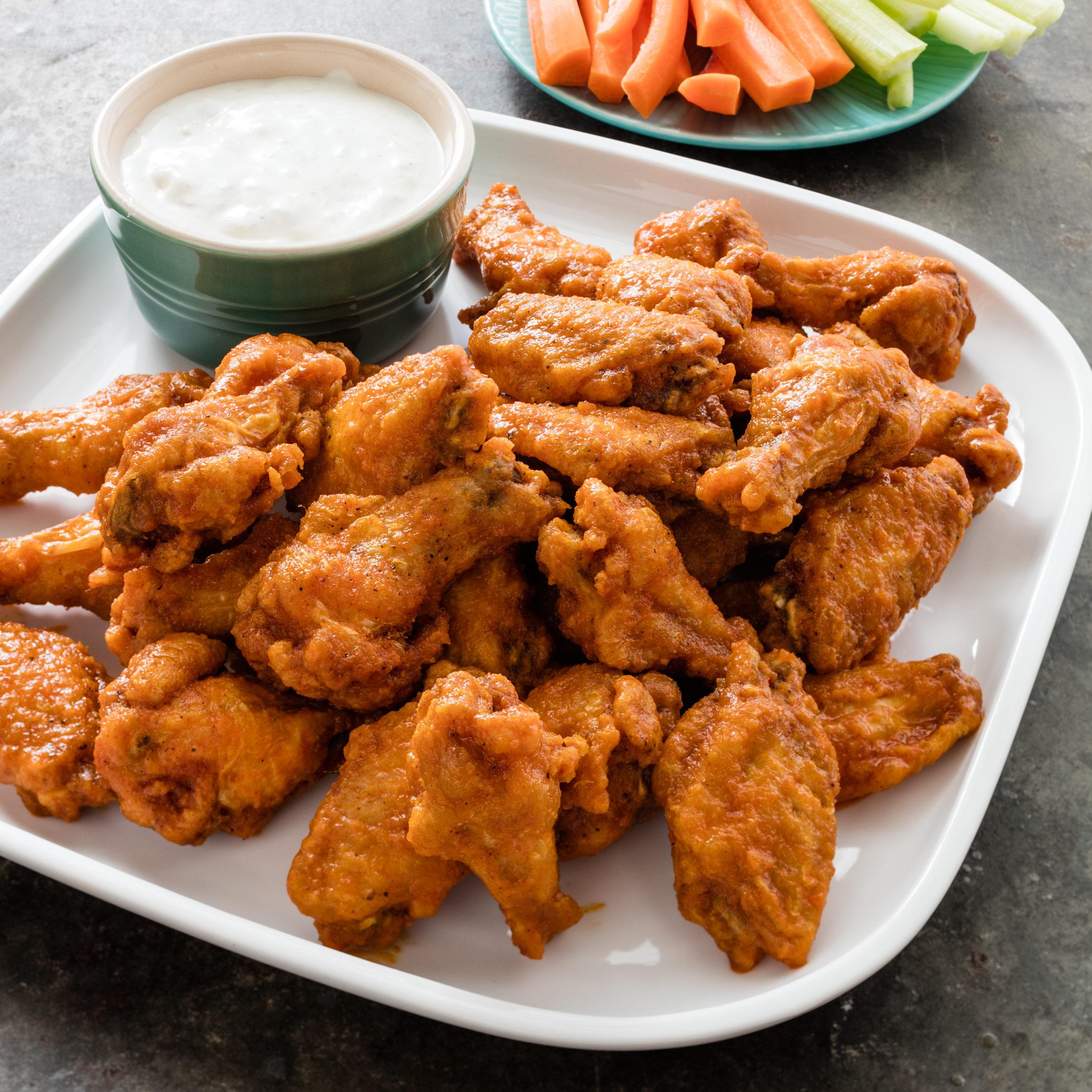 Buffalo Wings Cooks Illustrated