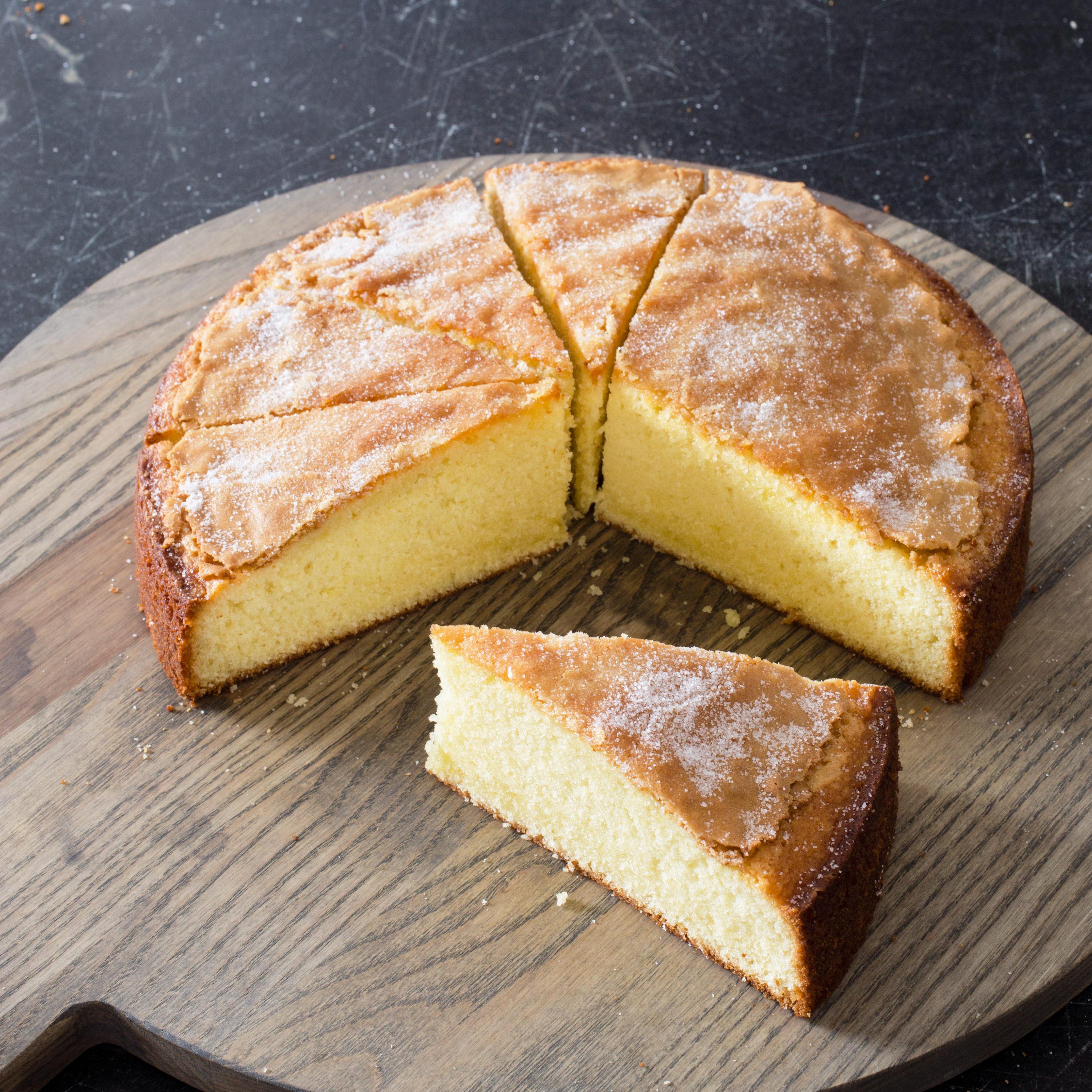Olive Oil Cake Cooks Illustrated