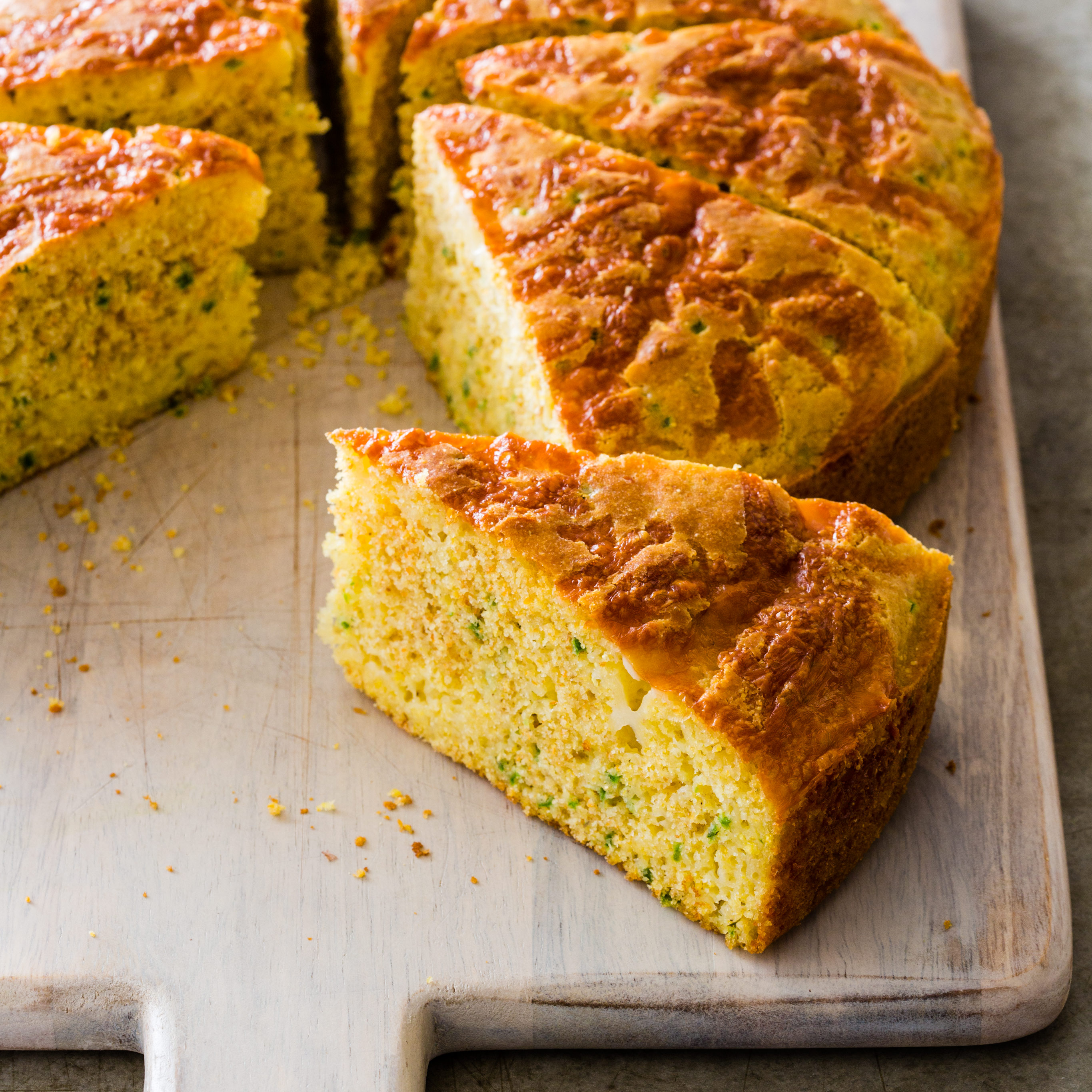 Jalapeo Cheddar Cornbread Cooks Country