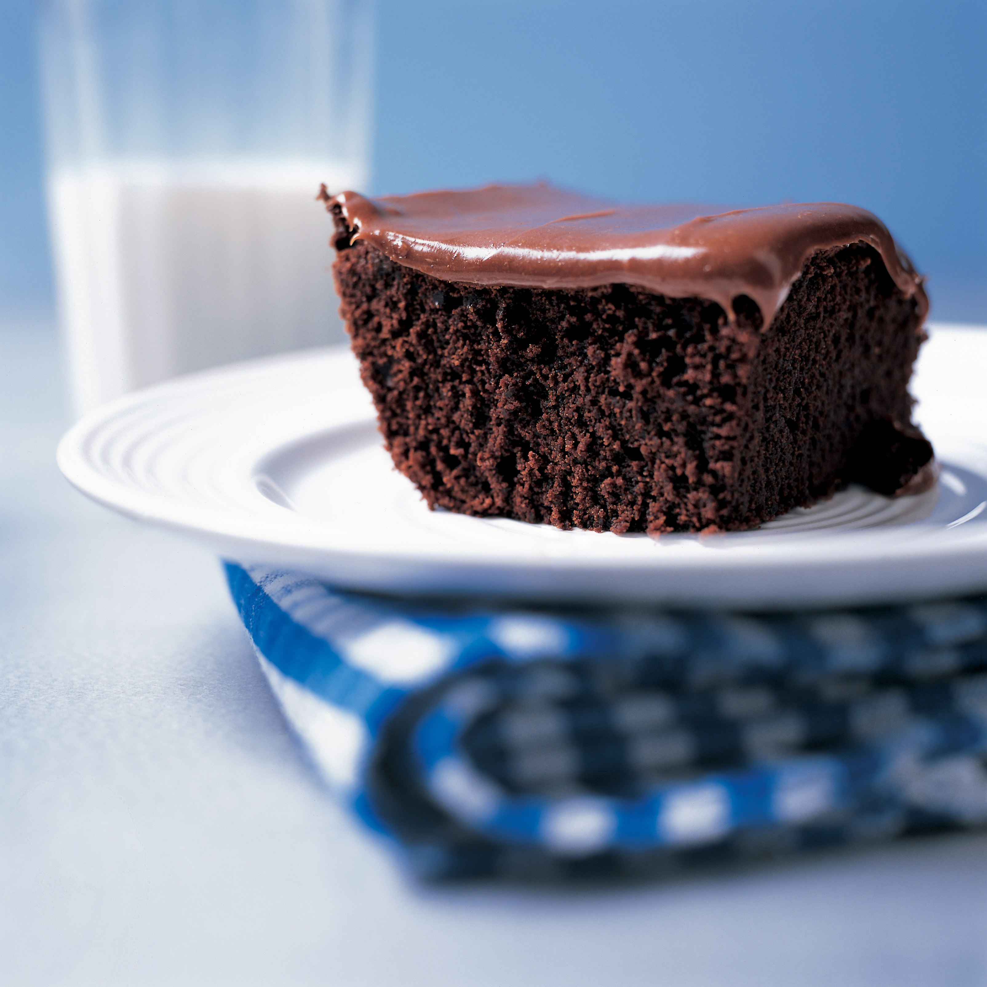 Simple Chocolate Sheet Cake Recipe  Americas Test Kitchen