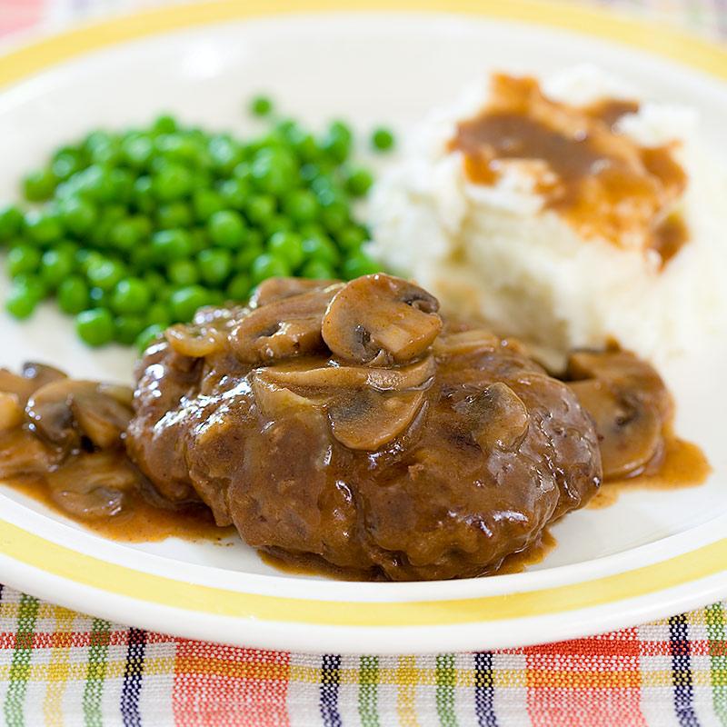Salisbury Steak Cooks Country