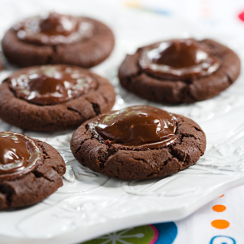 Chocolate Covered Cherry Cookies Cooks Country