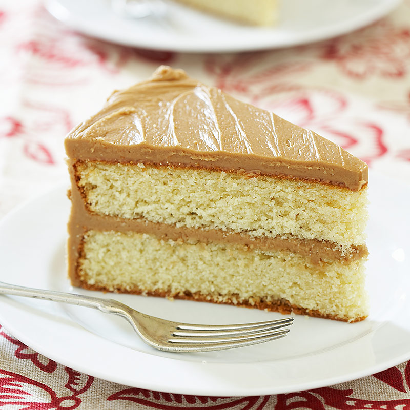Easy Caramel Cake America S Test Kitchen