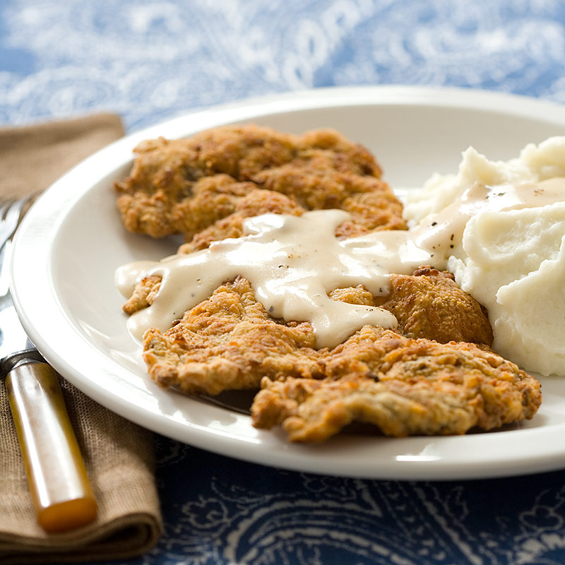 Chicken Fried Steak Cooks Country