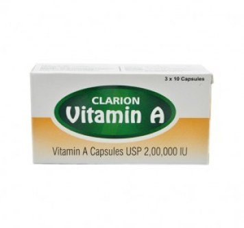 Clarion Vitamin A - OneHealthNG