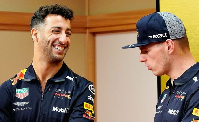 Max Verstappen Daniel Ricciardo Will Miss What He Had