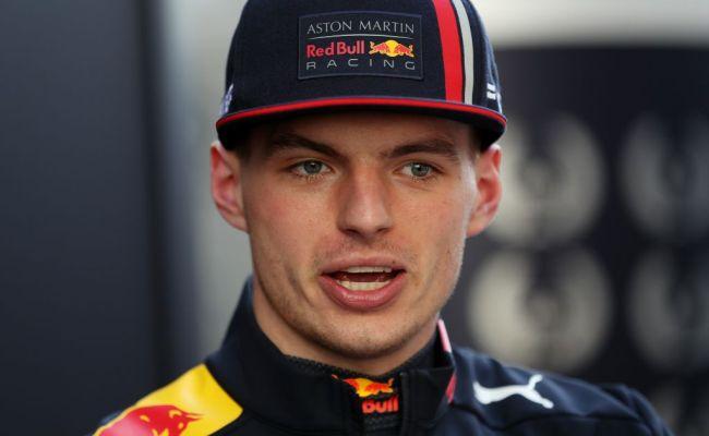 Max Verstappen Denies Error Cost Him P2 Planetf1
