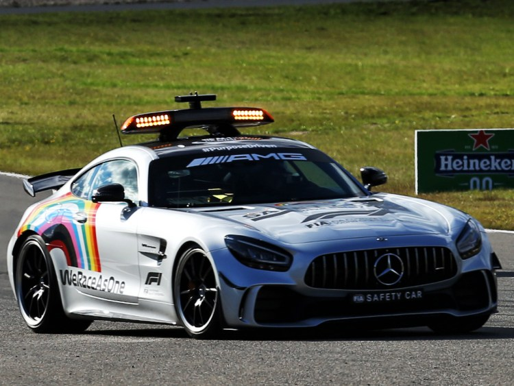 Aston Martin set to supply Safety Car in 2021 | Planet F1