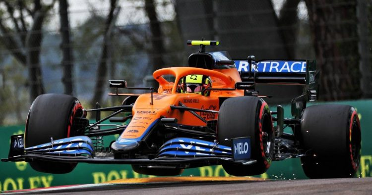 Lando Norris 'F*d it all up' with Imola qualy mistake | Planet F1