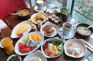 Park Hyatt Seoul 柏悅首爾 – 美味的 Semi Buffet 早午餐