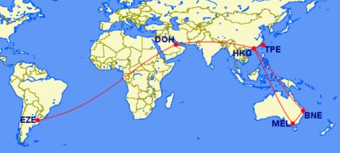 南美商務艙不如你想像中那麼難 - D3 課程大滿貫心得