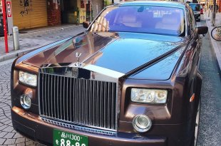 Ritz Carlton Tokyo 東京跨年三之三:Rolls-Royce 的道歉心意