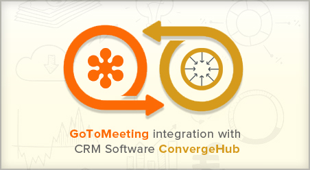 ConvergeHub and GoToMeeting synchronization boost for SMB