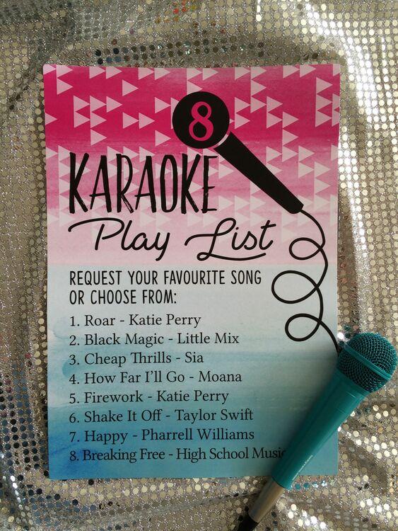 Sample Karaoke Invitation Cogimbo Us