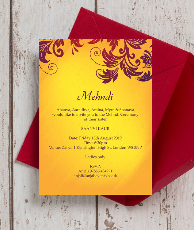 Print Your Own Invitations Online