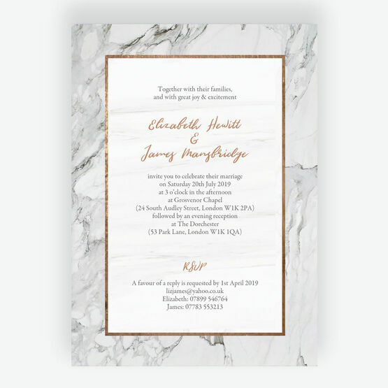 Fast Wedding Invitations Online