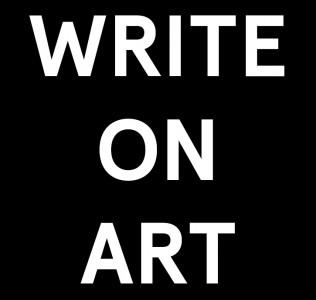 Write on Art 2020