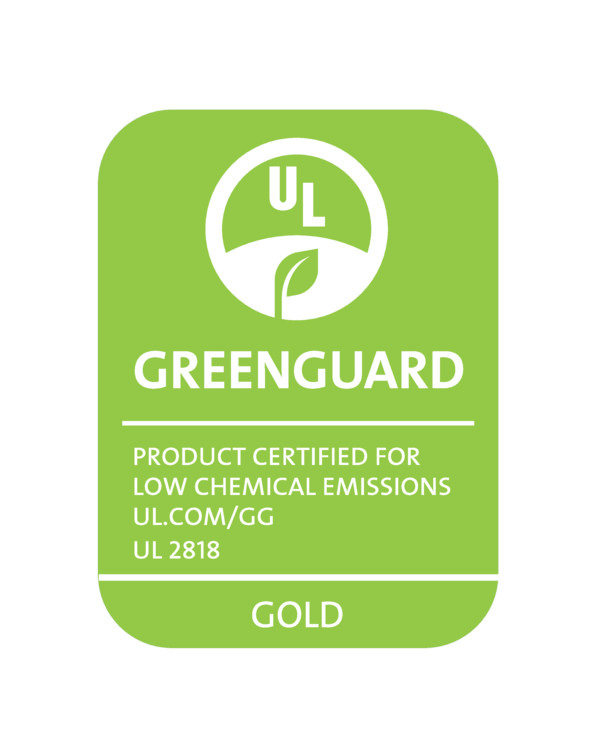gold bond greenguard certified products