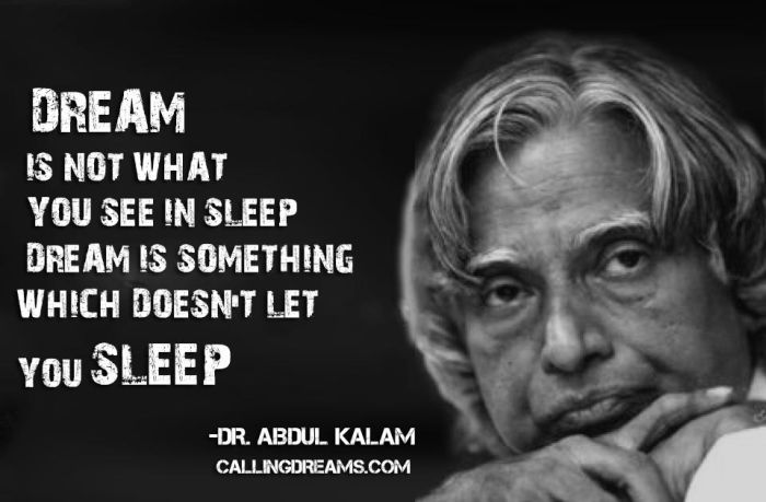 Inspirational Quotes And Books By Dr Apj Abdul Kalam One Of The