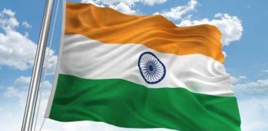 evolution of indian flag