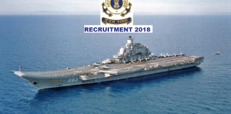 Indian coast Guard 2018 Recruitment