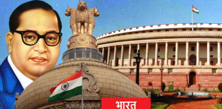 भारतीय प्रारूप समिति और संविधान सभा