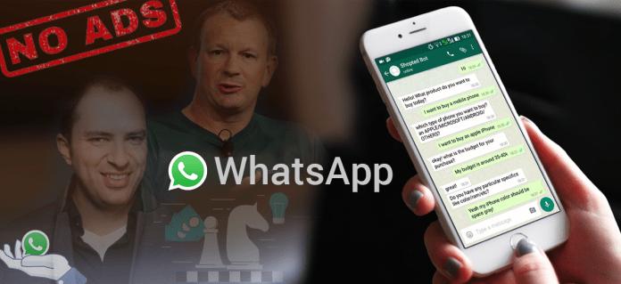 Detail History of Whatsapp
