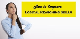 Improve logical reasoning skills