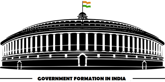 Government formation in India