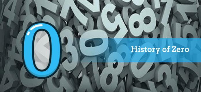 History of Zero