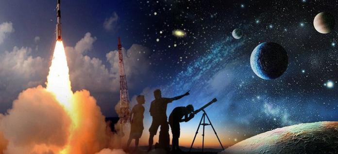 Space science careers