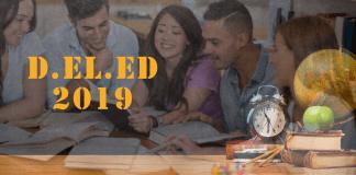 D.El.ED 2019
