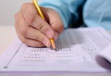 exam hall stress
