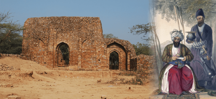 The rule of Iltutmish and Balban