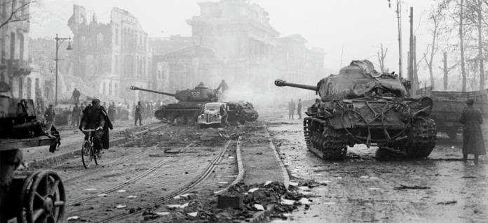 World after World War II