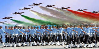8th October Indian Air Force Day