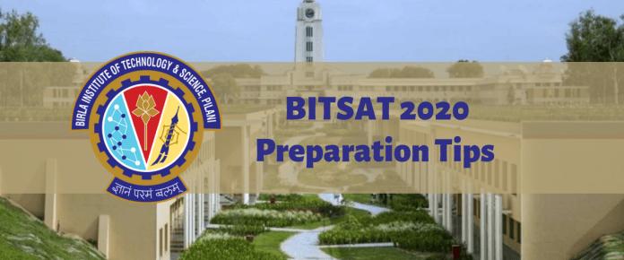 BITSAT 2020 Preparation Tips