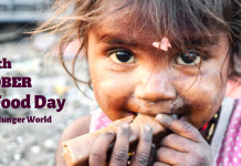 16th October - World Food Day