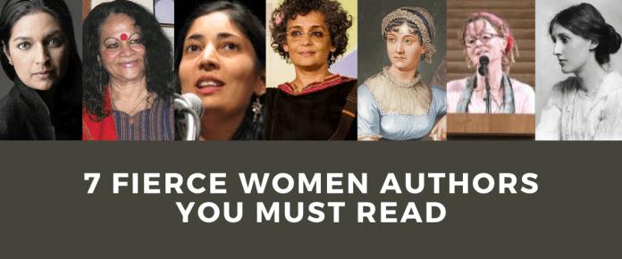 must read fierce women authors